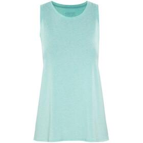 Patagonia Glorya Mouwloos Shirt Dames blauw